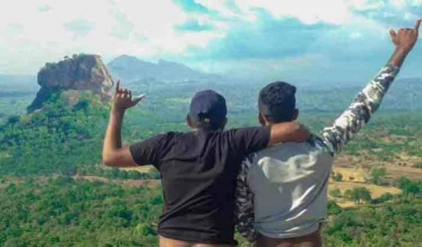 Dambulla Magistrate Severely Warns And Releases Pidurangala Hikers Arrested For Posting Photographs Revealing Their Bottoms