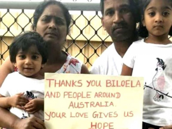 Aussi minister slams SL asylum seeker family for 'wasting taxpayer money'
