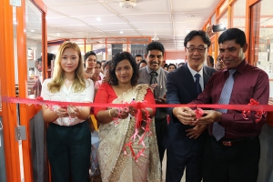 KOICA supported New practice room for Beauty culture and Hairdressing, Anuradhapura NYSC in Sri Lanka