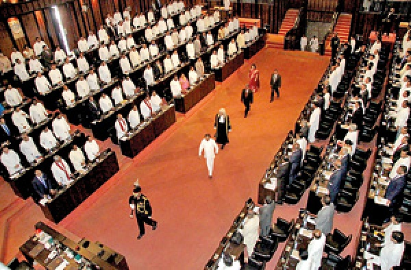 Speaker Karu Jayasuriya Will Receive Two Reports Tomorrow: One On Proposed Constitution And Other On Clashes In Parliament