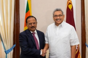 Counter-balancing China's Growing Influence In Sri Lanka Is Key Part Of Ajith Doval's Agenda In Colombo This Week