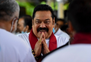 Prime Minister Arrives In Sri Lanka Concluding His Visit To Italy