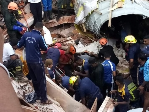 UPDATE: Police Record Statement From The Owner Of Collapsed House