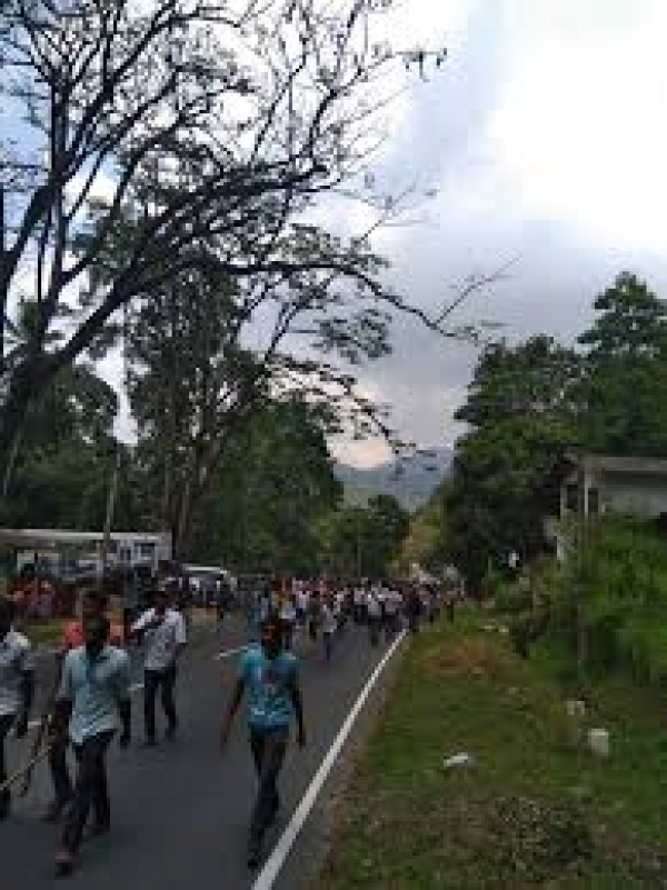 Theldeniya, Digana And Kandy Currently Peaceful: Police Curfew Lifted But STF Continue To Provide Security