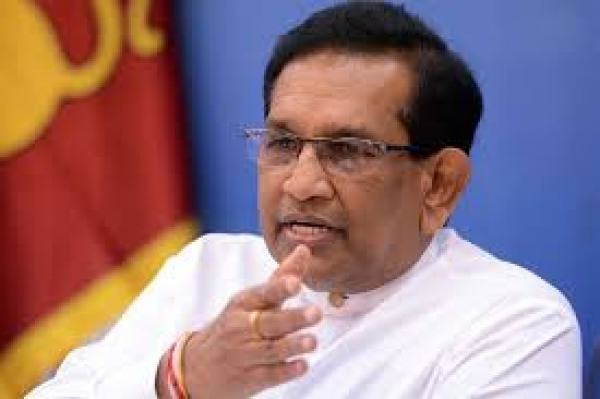 Rajitha At A Loss For Words During Cabinet Meeting Over Anuruddha Polgampola's Questionable Appointment