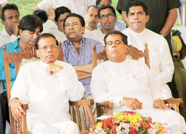 Meeting Between President And TNA: Sirisena Admits Rajapaksa Has No Majority, Asks TNA To Bring Another No-Confidence Motion