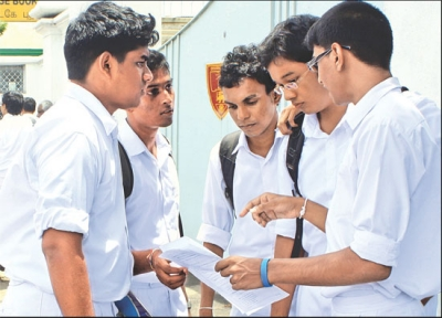 GCE O/Level Exam from January 18 to 28