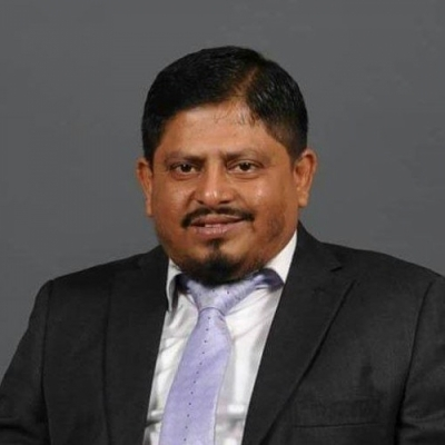 UPFA MP Kader Masthan Involved In Road Accident: MP's Vehicle Hits Motorcycle Leaving Three Injured