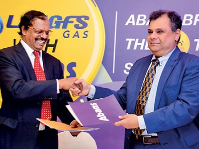 Laugfs Gas enters into strategic partnership with Abans