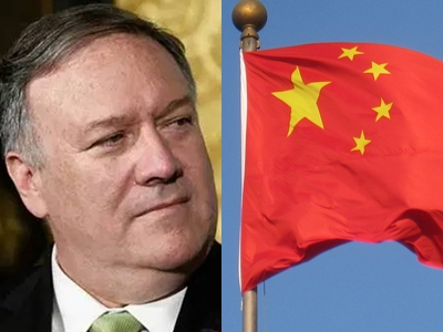 US wants SL to develop road in view of Pompeo's visit; Chinese Embassy