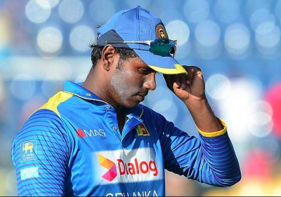 Injury Forces Mathews Out For Two ODIs In The Tri-Nation Series: Dinesh Chandimal To Captain Instead