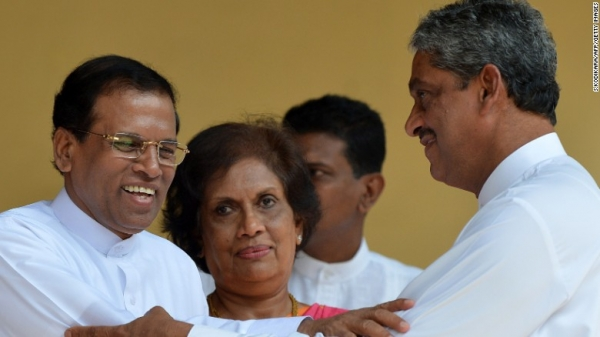 Sarath Fonseka Takes On President Sirisena During Budget Debate: Says Sirisena Is A Stumbling Block To Government's Progress