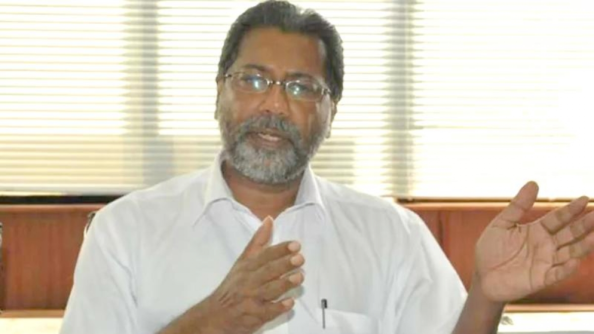 """Public Has Lost Faith In Government: But It's Wrong To Blame That Frustration On President:"" Vidura Wickremanayake"