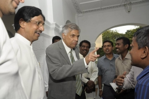 UNP Decides To Support JVP's Motion To Abolish Executive Presidency: Anti-EP Lawmakers Still Need 24 More MPs To Introduce Reform