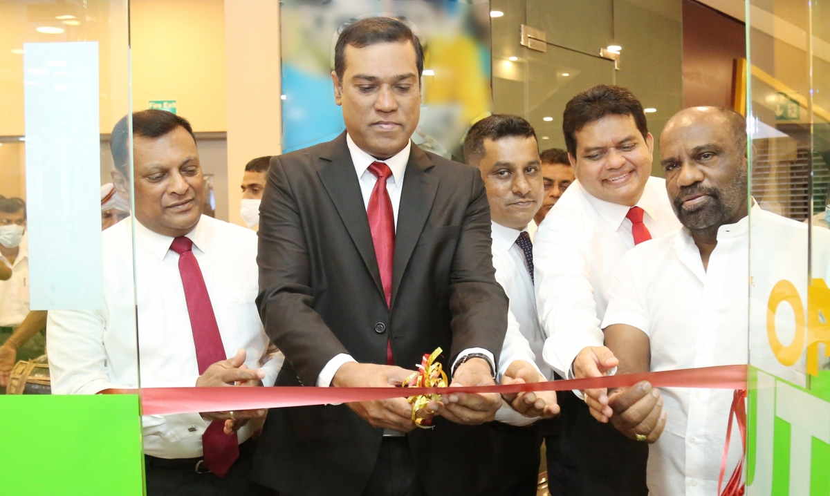 People's Bank opens 250th self-banking unit at Kandy City Centre