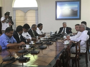 UNP's New Leadership Structure Holds First Meeting Today: Decides To Formulate Fresh Plan In 07 Days