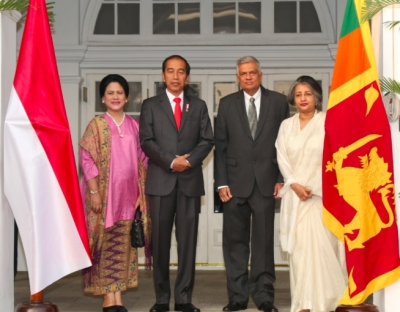 Indonesia Pledges More Assistance For Development In Sri Lanka During Meeting With Prime Minister
