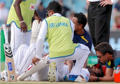 "Karunaratne's Medical Reports ""Positive"": Sri Lankan Opener Will Come Out To Bat Tomorrow To Save Struggling Team"