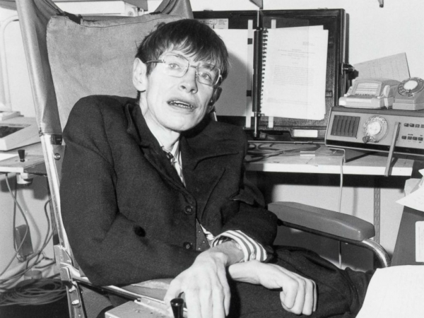 Stephen Hawking, Author Of 'A Brief History Of Time,' Dies At 76: Family Says He Died 'Peacefully'
