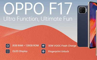 OPPO Launches the Eye-Catching OPPO F17 in Sri Lanka