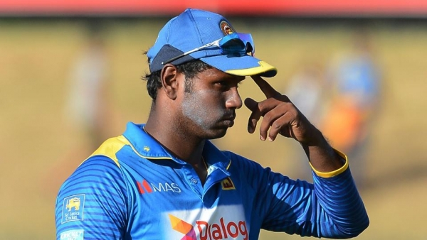 Mathews And Gamage Pull Out Of West Indies Series Midway: Dasun Shanaka And Gunathilake To Join SL Team