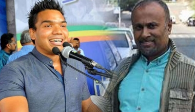 """Government Authorities Visited Dubai Seven Times To Arrest Udayanga, Not A Single Time To Nab Madush,"" Namal Rajapaksa"