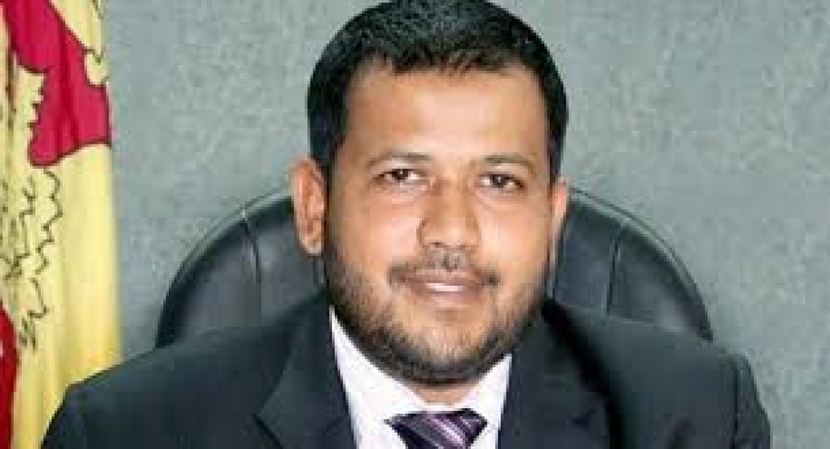Bathiudeen Lodges Complaint With Human Rights Commission Seeking Voting Rights For 7727 Internally Displaced Muslims