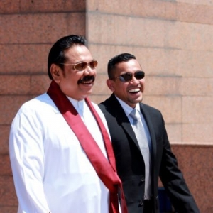 """Moda Yakek"" - Former President Rajapaksa Yells At His Private Secretary Uditha Lokubandara"