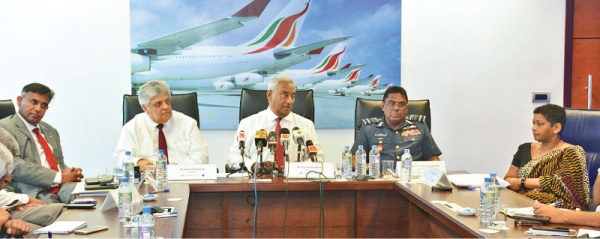 SriLankan Chairman Sends Letter To Staff Stressing Need For Bringing Back Airline Into Profitability [FULL LETTER]