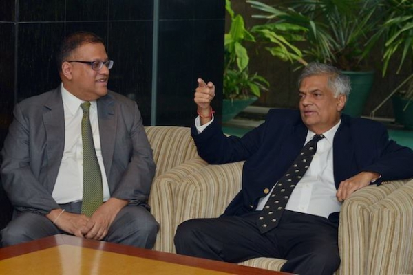 Ranil finally steps down: WC to meet to discuss replacement