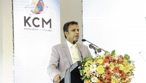 Building a new city, a new life  - Horizon Campus launches at Knowledge City Malabe (KCM)
