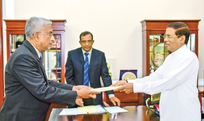 Justice Prasanna Jayawardena Steps Down From Bench Hearing Contempt Of Court Against Former Chief Justice Sarath N Silva