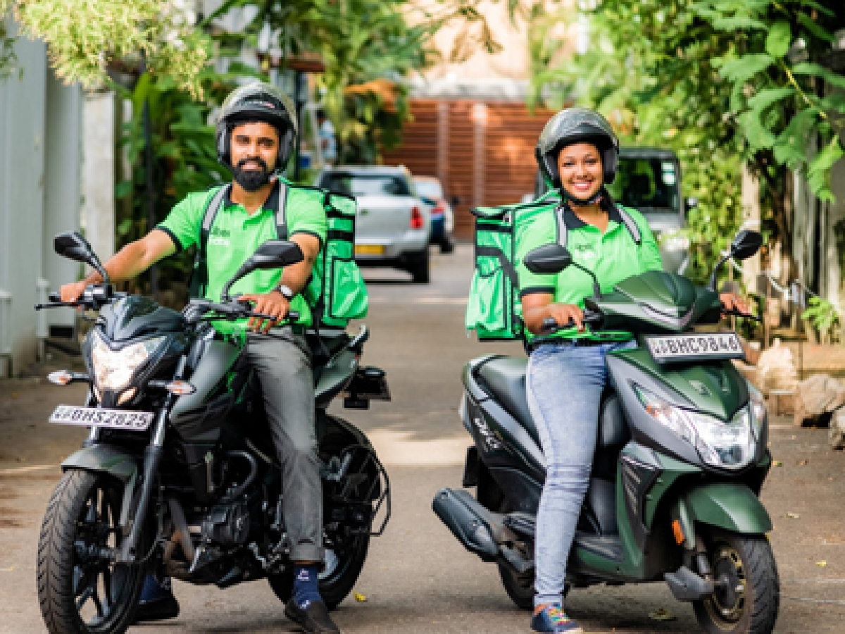 Uber Eats delivers essential supplies in Colombo district