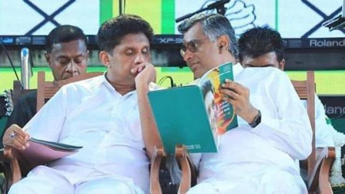 """SJB Will Not Support Common Candidate At 2024 Election"": Sajith Reiterates Party's Position Amidst Wijedasa's Somersault"
