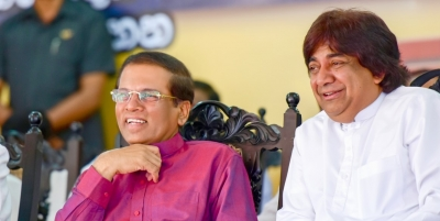 'MR's Civic Rights Won't Be Abolished As Long As Maithripala Sirisena Remains President' - Dilan