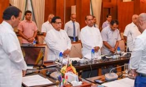 New 'Temporary' Office Bearers For All Top Positions In SLFP: Permanent Appointments To Be Made Before Sept 02