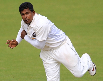 Rangana Herath Makes History Becoming Highest Wicket Taking Left Arm Bowler