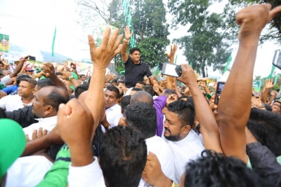 Sajith Promises To Sacrifice His Life For UNP: Expresses Optimism That He Will Get The 'Top Job' Later This Year