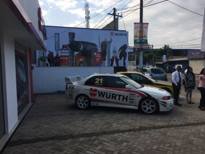 Wurth Pickup Shop in Negombo Relocated