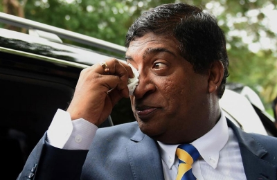 """It Was Drug Dealers Who Assassinated My Character And Levelled False Allegations Against Me"": Minister Ravi Karunanayake"