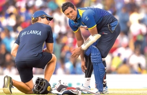 Mathews' Appearance  In Tri-nation ODI Series Hangs In The Balance: Currently Being Treated For Hamstring Tightness