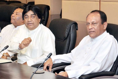 SLFP Ministers and MPs Quitting Government Will Sit In Opposition From Tomorrow: May Not Officially Join JO