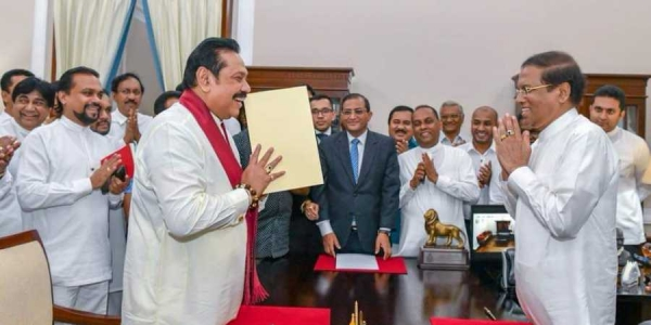 SLFP Central Comm. To Meet Tomorrow Under President Sirisena's Patronage Amid Attempts By CBK-Duminda To Form Independent Group