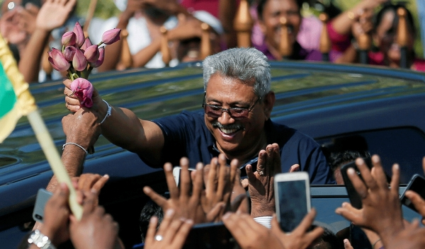 'Prepared To Provide Leadership': Gota Says He Has A Vision For The Future Of The Country
