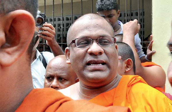 Threatening Sandhya Eknaligoda: BBS's Gnanasara Thera To Receive Verdict From Court Today