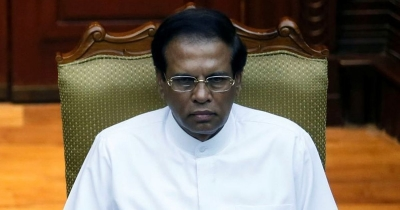 """I Will Write A Book About My Unsuccessful Political Marriage With Ranil Wickremesinghe"": President Sirisena"