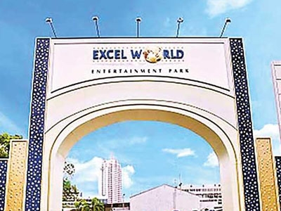 Refurbished Excel World entertainment park to reopen
