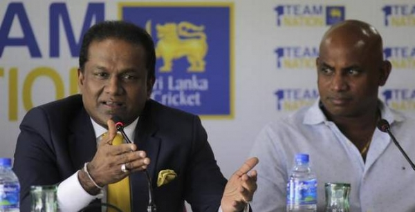 "SLC Explains Sumathipala's Presence In Dubai: Says ""Immediate Past President"" Was Among Those Who Attended Meetings With ICC Officials"