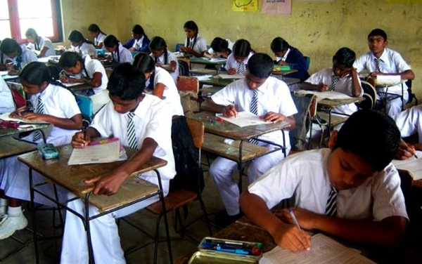 GCE A/L Exam Begins At 2648 Exam Centres Across The Country
