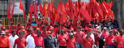 Sri Lanka Celebrates May Day Today: Rallies Organised Across The Island: Trade Unions Defy Govt. Order And Hold Rally On May 1